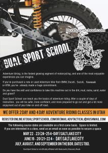 Dual Sport Poster