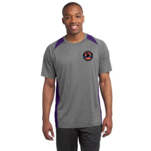 Dual Sport School st361 heather purple